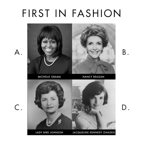FB Post: First Lady of Fashion