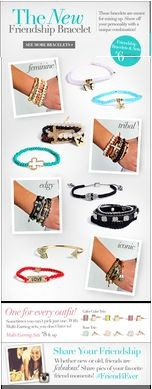 Email: Friendship Bracelets