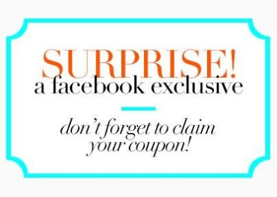 FB Exclusive Offer: Charming Charlie