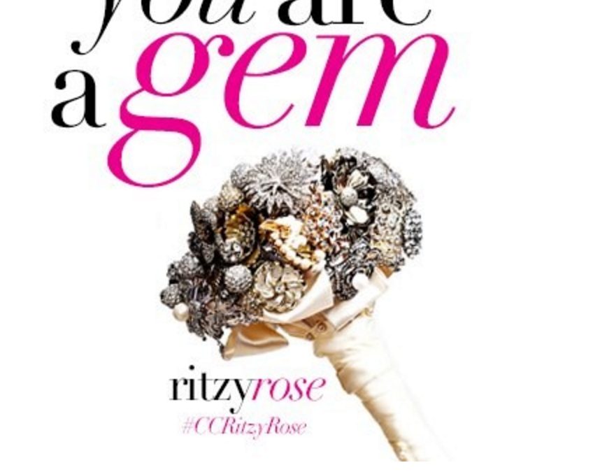 Ritzy Rose Pinterest Contest